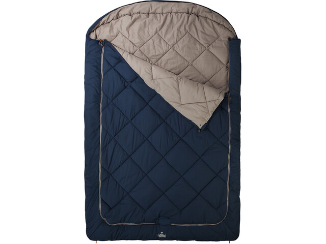 Nomad Hobart Sleeping Bag 2 Persons dark denim